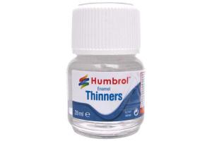 Humbrol Enamel Thinners - ředidlo 28ml láhev - AC7501