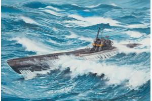 Submarine Type VII C/41  (1:144) - 05100