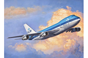 Boeing 747-200 Jumbo Jet (1:450) -  03999