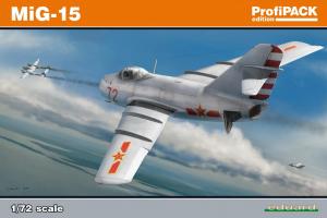 MiG-15 1:72 - 7057