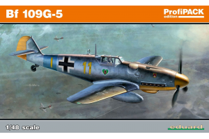 Bf 109G-6 pozdní série 1:48 - 82112