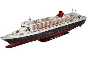 Plastic ModelKit loď  05223 - Queen Mary 2 (1:400)