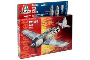 Model Set letadlo 70392 - 1:72 Fw 190 A-8 / F-8 (1:72)