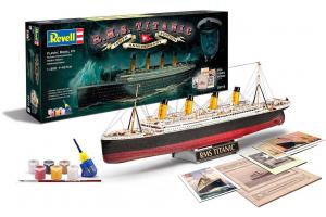 Gift-Set 05715 - R.M.S. Titanic - 100th anniversary edition (1:400)