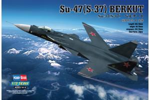 Sukhoi SU-47 Berkut (1:72) - 80211