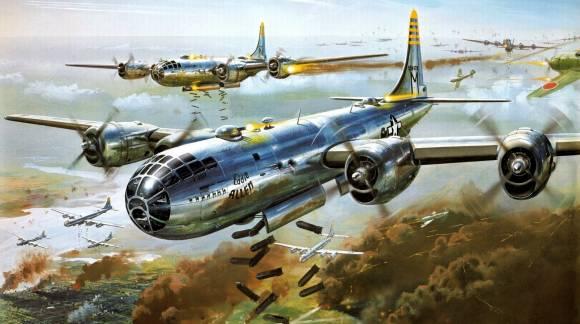 10 nejlepších bombardérů 2. světové války